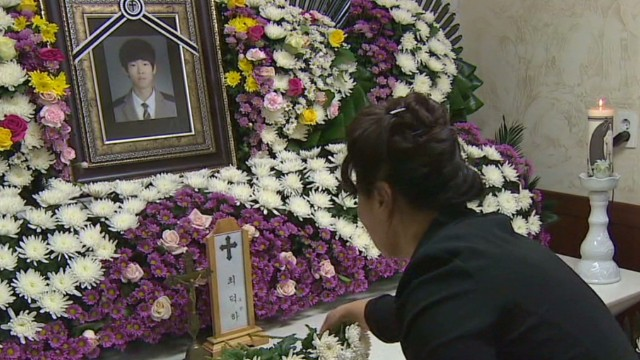 Hero from ferry accident laid to rest