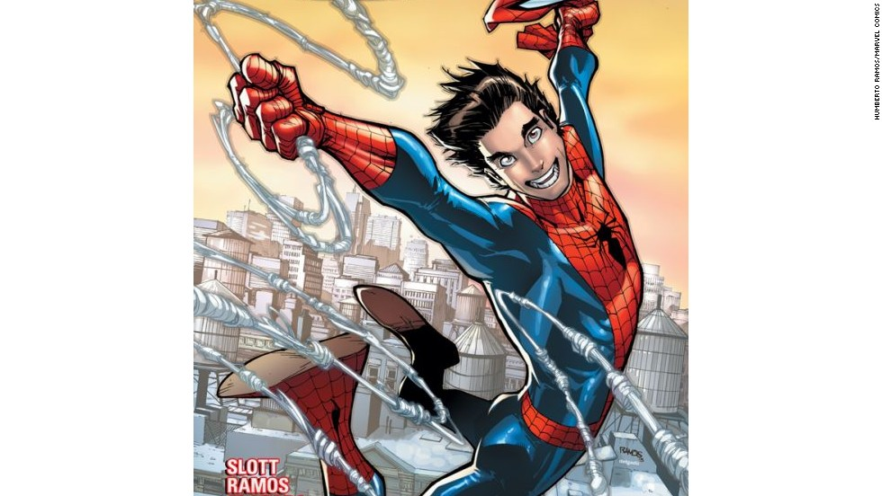 "Peter Parker, who switched brains with Dr. Octopus for well over a year, is returning to comics on Wednesday in the first issue of the brand new ""Amazing Spider-Man"" series. With more than 600,000 copies on preorder, it is one of the most anticipated issues in recent years. Here is an exclusive look inside the new ""Amazing Spider-Man"":"
