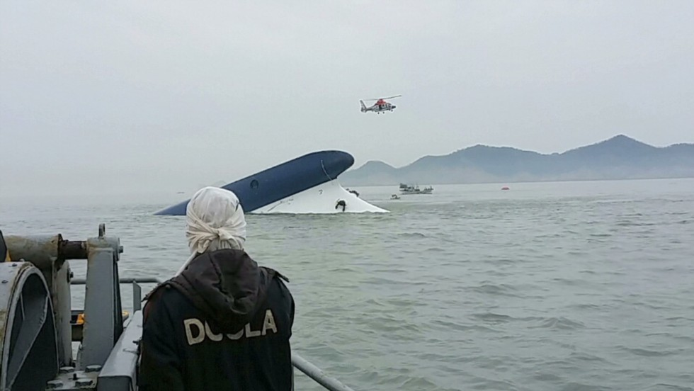 3 arrested over evidence, call center raided in South Korea ferry probe