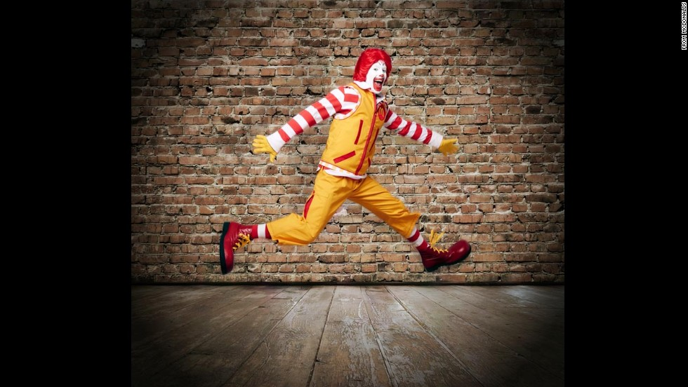 "The famous fast-food clown is back in the spotlight as McDonald's <a href=""http://www.cnn.com/2014/04/25/tech/social-media/apparently-this-matters-ronald-mcdonald/"">re-introduced Ronald McDonald </a>on Wednesday, April 23. Ronald, who has been the face of the company since 1963, was shown to the public with a fresh wardrobe that included cargo pants, a technical vest, and a red and white striped rugby shirt. But he isn't the only well-known clown in the biz. Take a look at other memorable clowns from throughout the years."