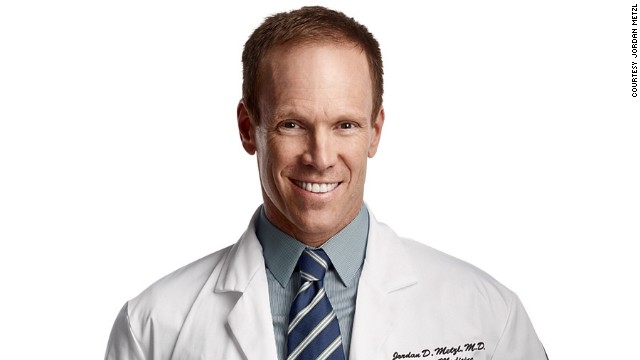 Dr. Jordan Metzl is a sports medicine physician in New York.