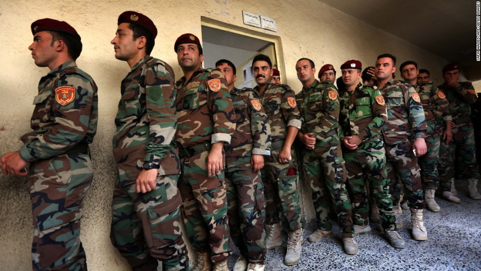 32 killed in attacks as Iraqi forces vote in parliamentary elections
