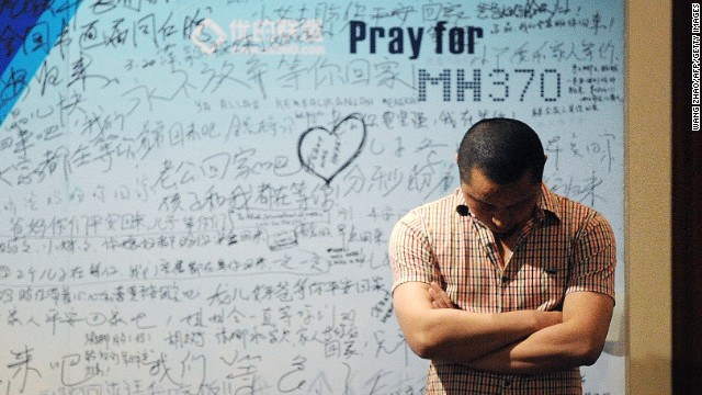 Co.: MH370 search began in wrong place
