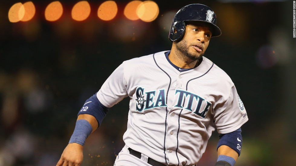 At 34, Cano is still an elite second basemen. The seven-time All-Star and former Yankee signed a 10-year $240 million deal with Seattle in 2014. He rewarded the Mariners with 39 HR, 103 RBI and a .298 batting average in 2016, placing him eighth in AL MVP voting.