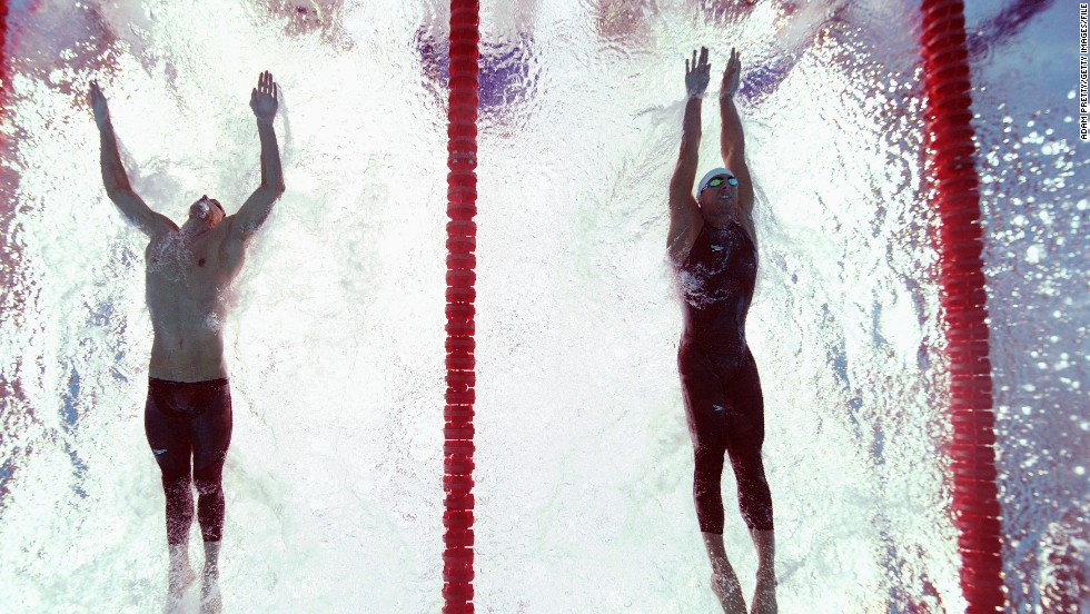 "Natural design is so good it's illegal: when <strong>Fastskin</strong> was briefly allowed in competition, world records fell and regular humans couldn't keep up. At the Beijing Olympics in 2008, every event in men's swimming was won by a competitor wearing a body suit lined with performance enhancing fabric. Advertisers claimed it was inspired by <strong>sharks</strong>' unique physiology: great whites skins are covered with a fine layer of ""dermal denticles"" -- tiny teeth pointing backwards toward the tail -- to smooth the flow of water."