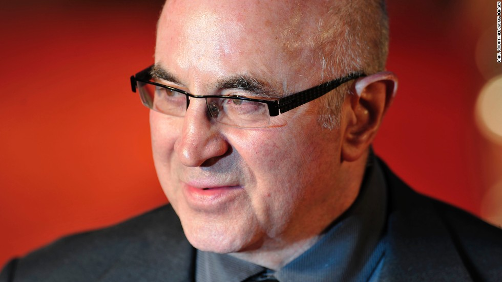 "Oscar-nominated British actor <a href=""http://www.cnn.com/2014/04/30/showbiz/obit-bob-hoskins/index.html"" target=""_blank"">Bob Hoskins</a>, known for roles in ""Who Framed Roger Rabbit"" and ""Mona Lisa,"" died April 29 at age 71, his publicist said."