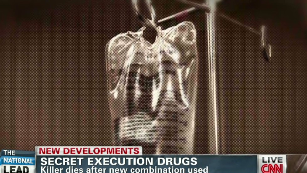 Execution drugs shrouded in secrecy