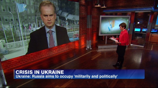 Ukrainians condemn hostage takers
