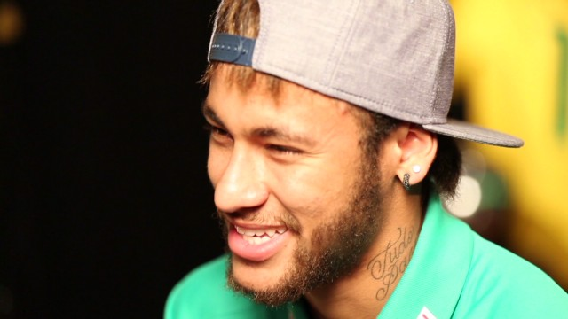 Neymar's ready to light up World Cup