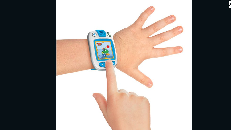 Wearable tech for kids coming from LeapFrog