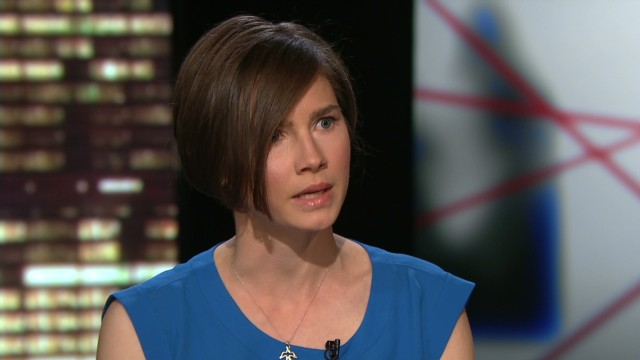Amanda Knox: 'I did not kill my friend'