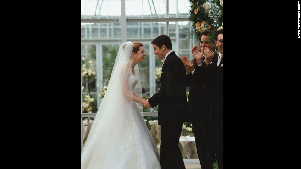 Alyson ernst wedding