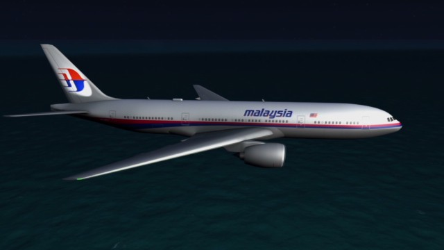 Timeline of the vanished MH370