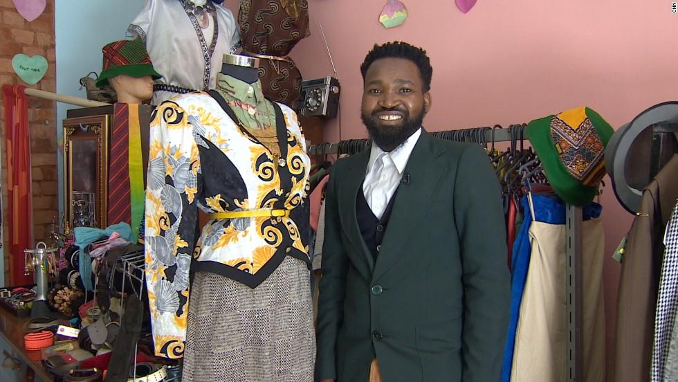 Nigerian Clothing Store Near Me