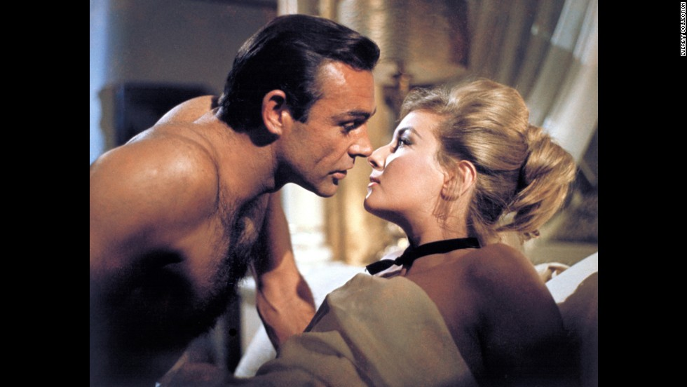 "<strong>James Bond movies: </strong>The 1963 James Bond movie ""From Russia With Love"" (1963) is just one of many Bond flicks now available on Netflix. A few other selections include 1973's ""Live and Let Die,"" 1983's ""Never Say Never Again""  and 1964's ""Goldfinger."""