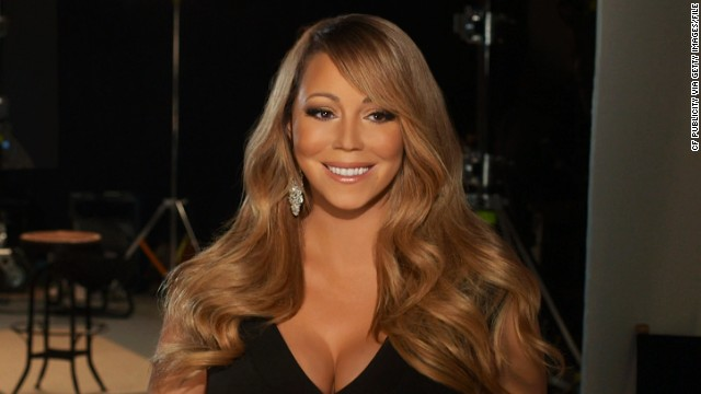 "Mariah Carey is called ""Cow Sister"" in China."