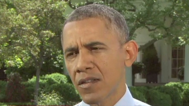 Obama: 'This is a terrible situation'