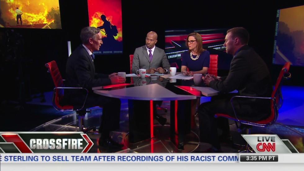 Bill Nye battles with CNN host - CNN Video