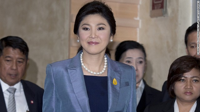 Thai PM dismissed from office