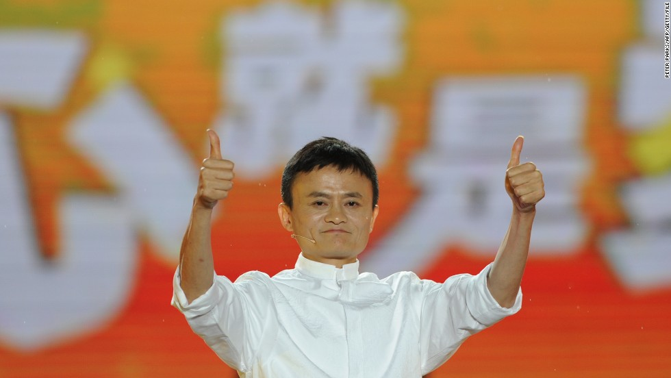 Alibaba founder Jack Ma purchased a 50% stake in FC Guangzhou Evergrande earlier this year, representing a new wave of businessman investors in Chinese soccer.