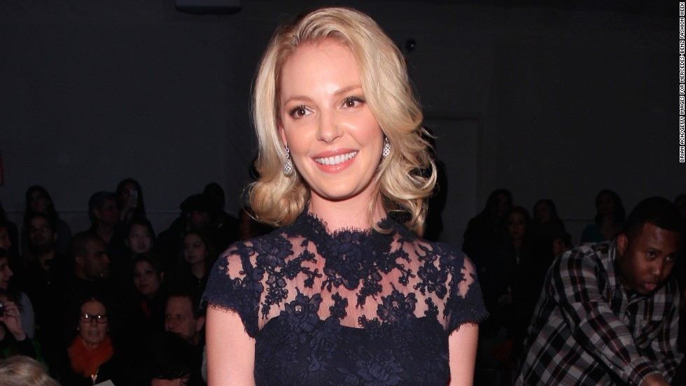 "Katherine Heigl returned to television after spending four years working in film. The former ""Grey's Anatomy"" actress stars in NBC's CIA/White House drama, ""State of Affairs."""