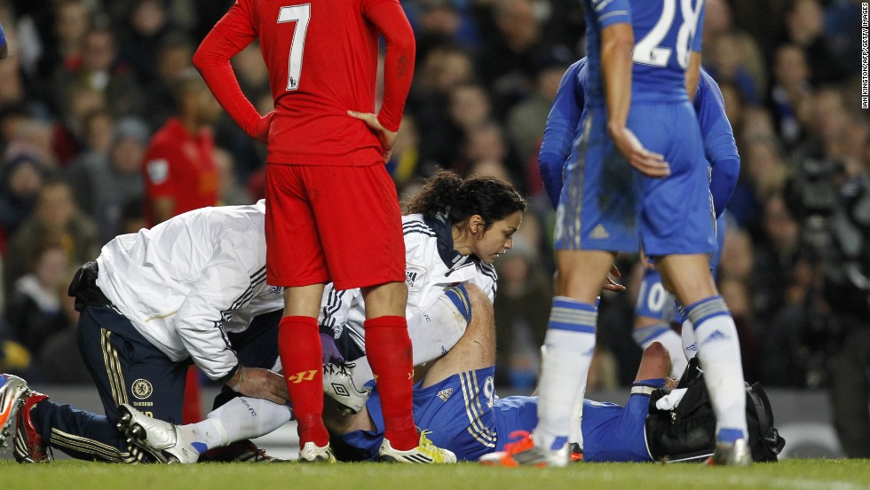 Eva Carneiro currently works for Chelsea as the club's first-team doctor. Carneiro joined the Blues in 2009, initially working with the reserves, before being promoted in 2011.