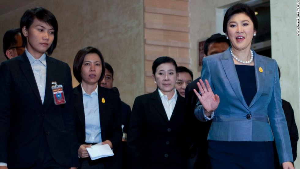 Ousted Thai PM Yingluck to face impeachment over rice program