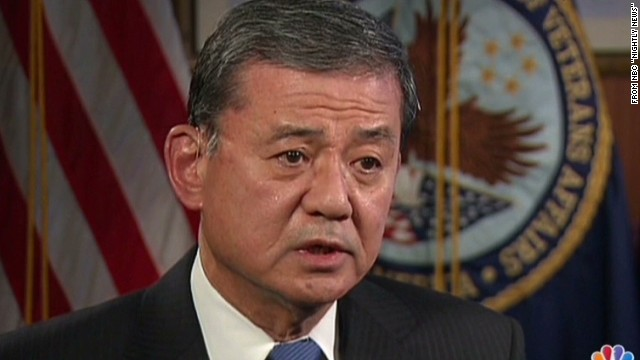 Sec. Shinseki says he's not quitting