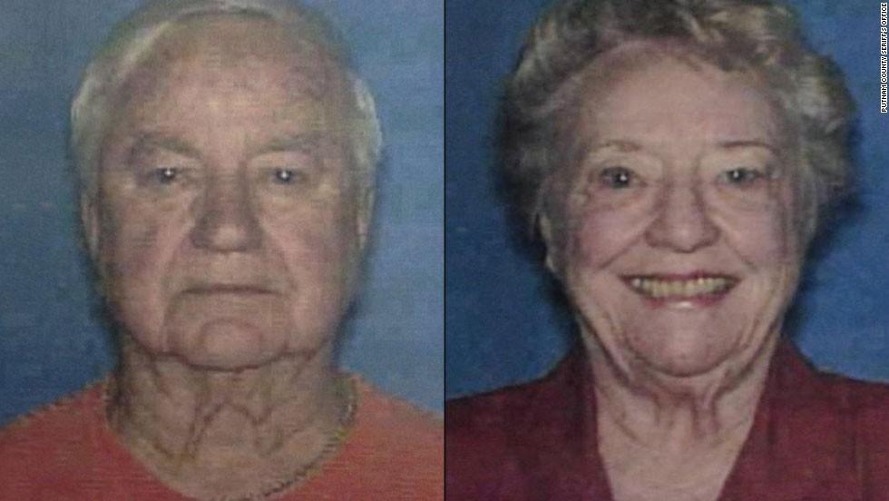 Georgia elderly man decapitated, wife missing; authorities seek clues
