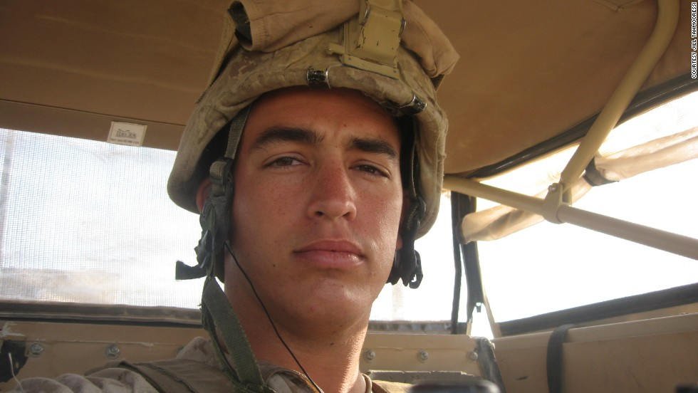 Marine jailed in Mexico 'highly despondent,' mom says