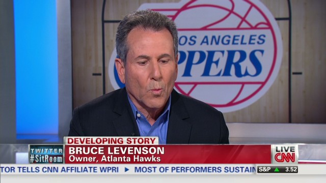 NBA owner speaks out on Sterling scandal