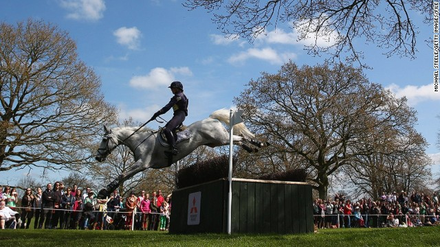 Designer shakes up historic horse trials