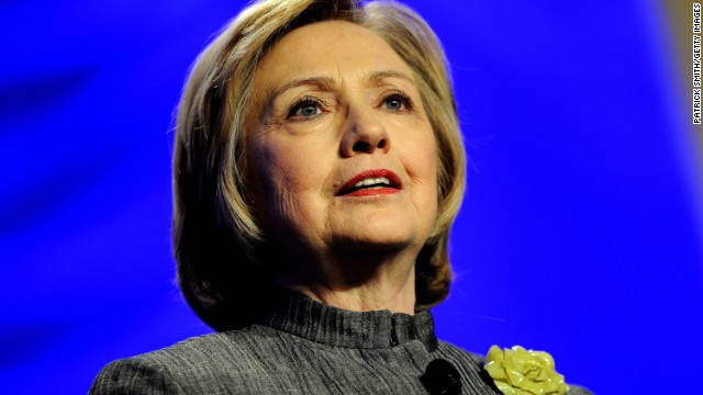 Clinton spars with NPR on same-sex marriage