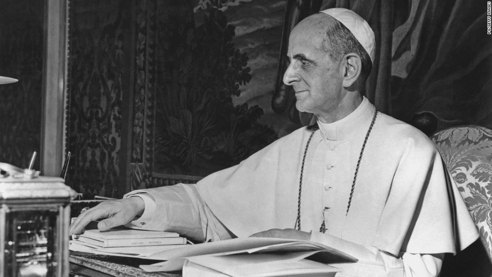 Pope Francis takes predecessor a step closer to sainthood
