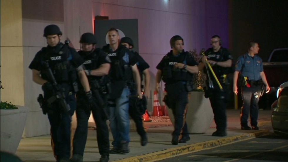 N.J. mall evacuated when sound of car fire mistaken for gunshots