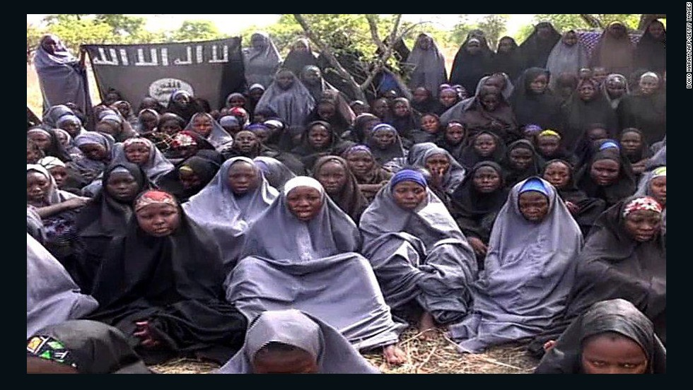 Scared but alive: Video purports to show abducted Nigerian girls