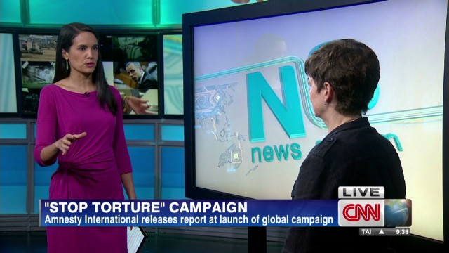 Amnesty: Torture is flourishing