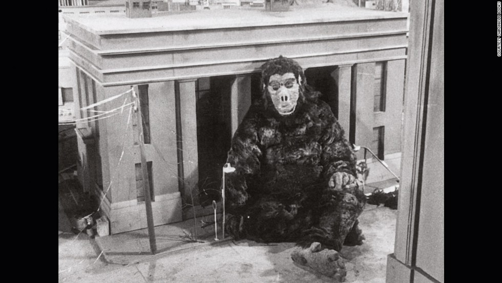 "The King Kong costume constructed for 1962's ""King Kong vs. Godzilla"" was reused in episode 2 of the Eiji TV series ""Ultra Q,"" ""Goro and Goroh,"" as the monster Goro."
