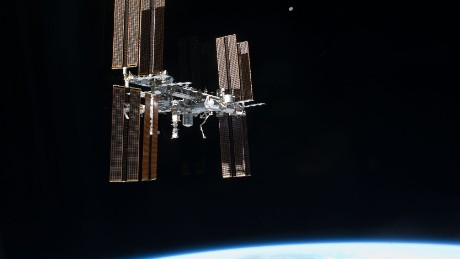 Notable moments of the International Space Station