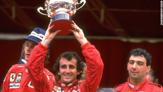 Alain Prost: Why I love Monaco