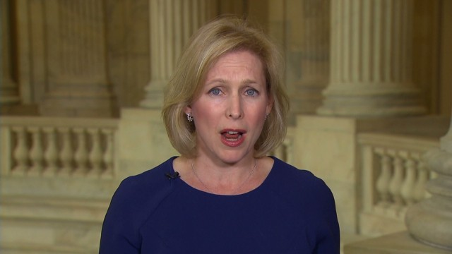 Gillibrand fights college sexual assault