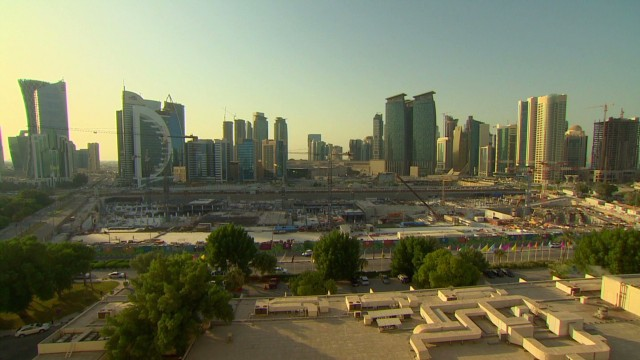 Qatar commits to labor reforms
