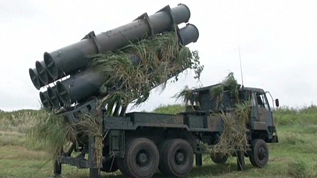 Japan eyes new military policy