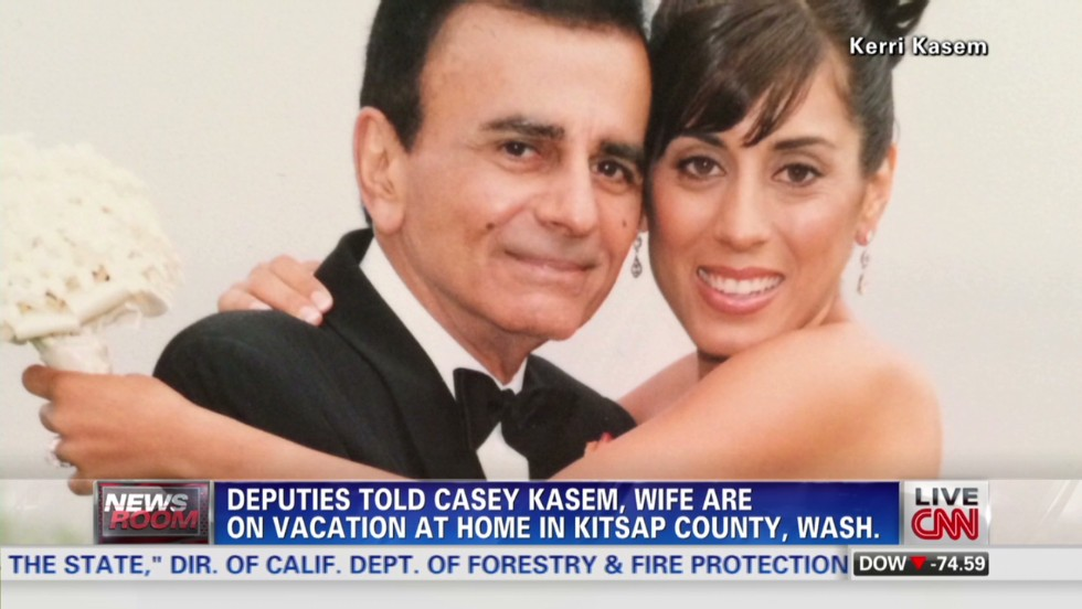 Radio icon Casey Kasem spotted in Washington state