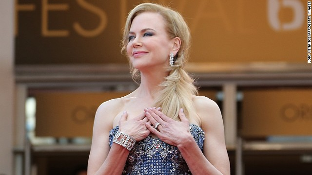 Kidman's work as Grace Kelly causes stir