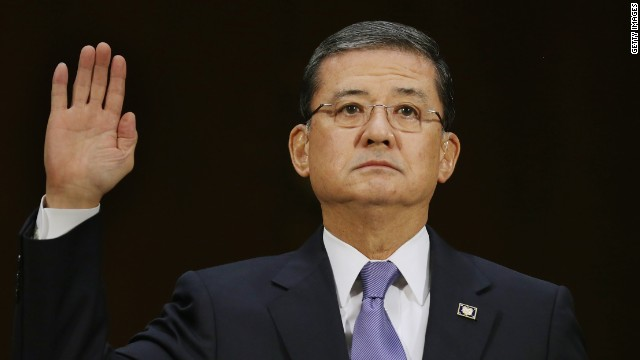 Calls for Shinseki to resign