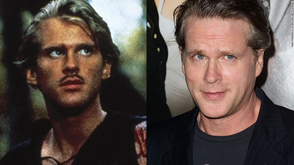 "Actor Cary Elwes, who played ""The Princess Bride's"" chivalrous Westley, granted us our wish of a ""Princess Bride"" memoir called -- what else? -- ""As You Wish."" The bool chronicles the movie's creation and takes readers behind-the-scenes of some classic moments. Aside from his work as an author, Elwes is also busy in film and TV, including a stint voicing Dr. Watson on Fox's ""Family Guy."""