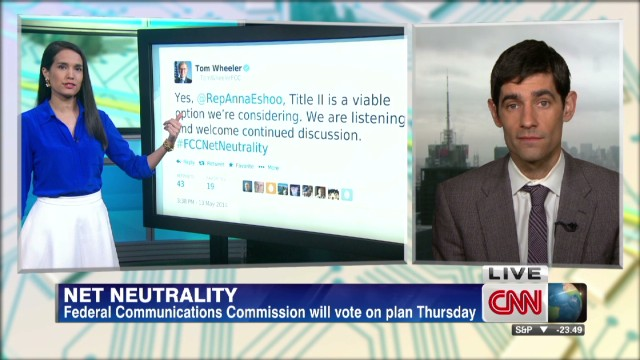 FCC shaping Internet's future