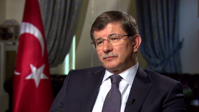 Turkey FM: Kick wasn't appropriate