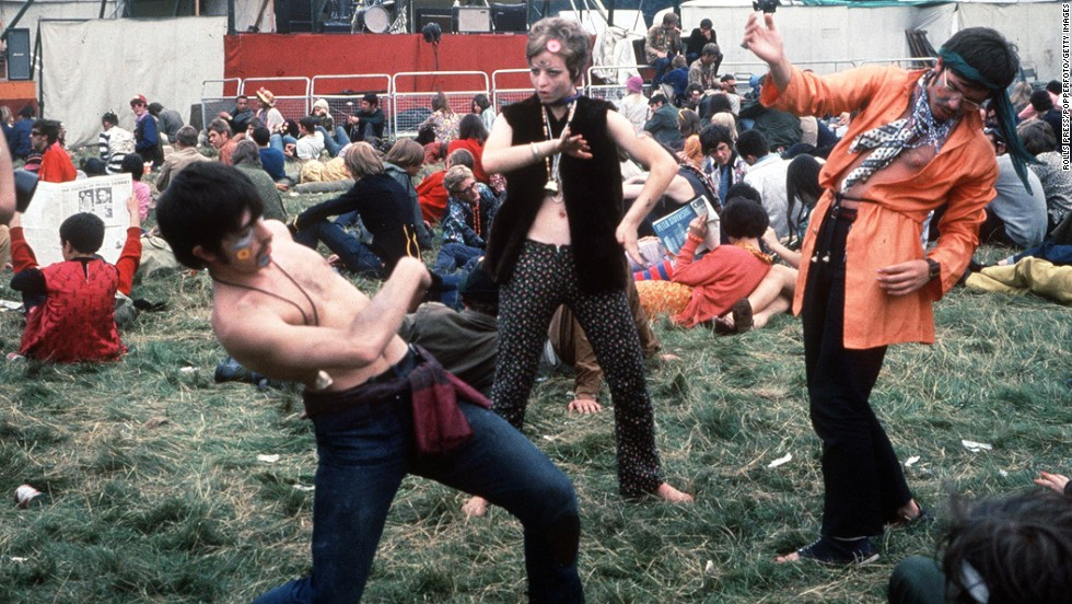 Sex, drugs and rock 'n' roll defined the 1960s. But the decade was also a time of pivotal change — politically, socially and technologically. Check out 60 of the most iconic moments of the decade.